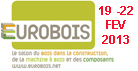 Salon EUROBOIS 2013